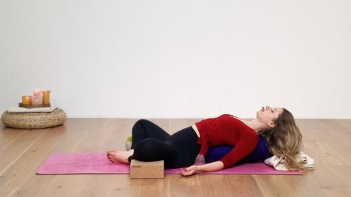 Video thumbnail for: Soothing Yin and Yoga Nidra