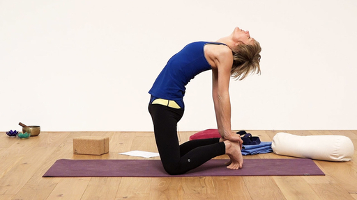 Video thumbnail for: No more pain in your groin when practicing yoga