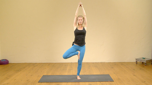 Video thumbnail for: Grounding and Centering Yoga Practice