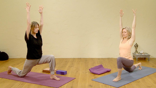 Video thumbnail for: Yin Yang Yoga for neck, shoulder and arm release
