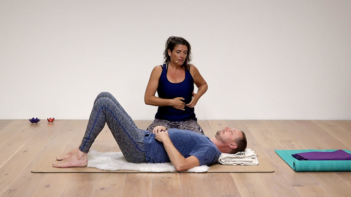 Video thumbnail for: Deep breathing for lower back pain