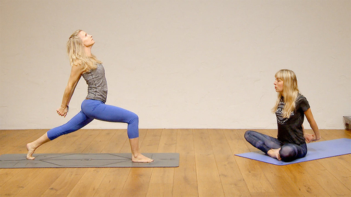 Video thumbnail for: Wake up Vinyasa
