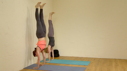 Video thumbnail for: Handstand 4: putting it all together