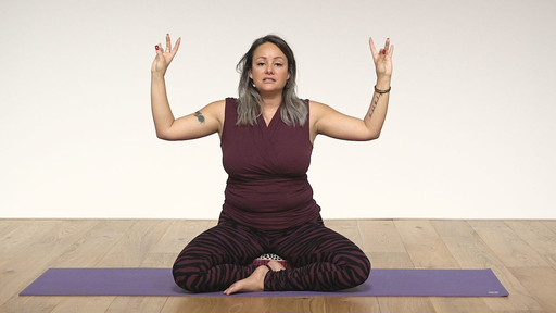 Video thumbnail for: Chakra meditation - strengthening and balancing your energy body