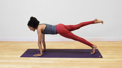 Video thumbnail for: Core strengthening for inversions and arm balances
