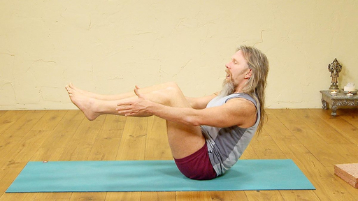 Video thumbnail for: Complete beginners part two: seated postures