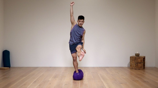 Video thumbnail for: Bolster your balance and strength