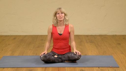 Video thumbnail for: Yoga quickie