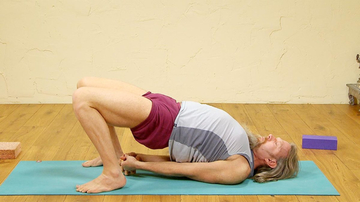 Video thumbnail for: Complete beginners part three: back bends