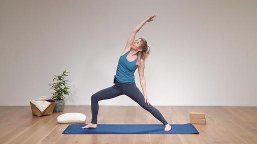 Video thumbnail for: Morning yoga flow