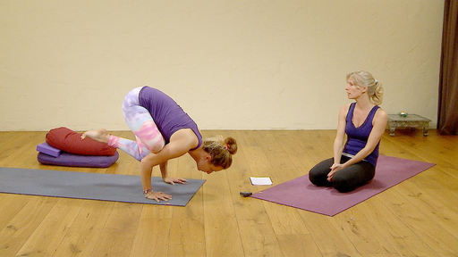 Video thumbnail for: Yin yang yoga for a spacious mind