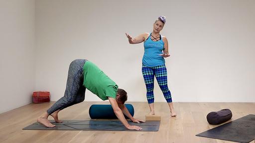 Video thumbnail for: Yoga for the average bloke: Back health