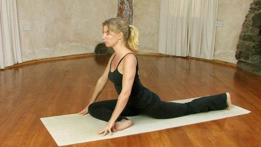 Video thumbnail for: Advanced Hatha Yoga class