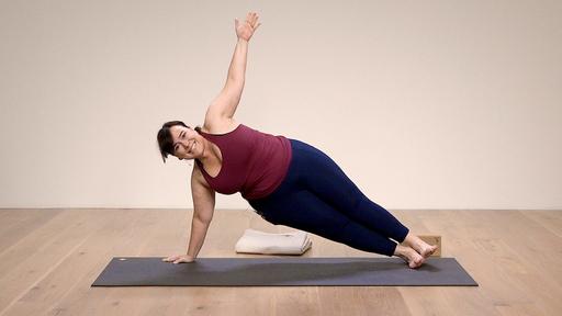 Video thumbnail for: Functional yoga: Upper body power
