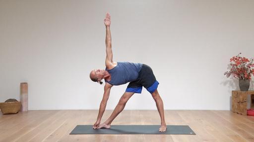 Video thumbnail for: Ashtanga - 30 minute short form practice