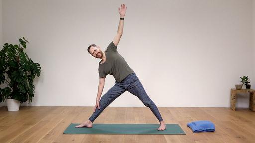 Video thumbnail for: Tibetan yoga for the body-mind