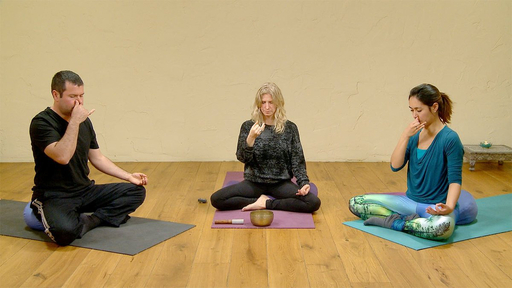 Video thumbnail for: Meditation / pranayama