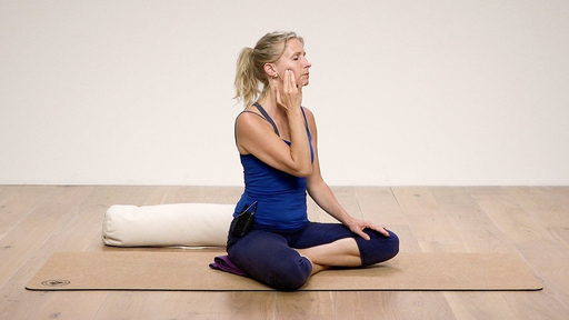 Video thumbnail for: Yoga for TMJ disorder