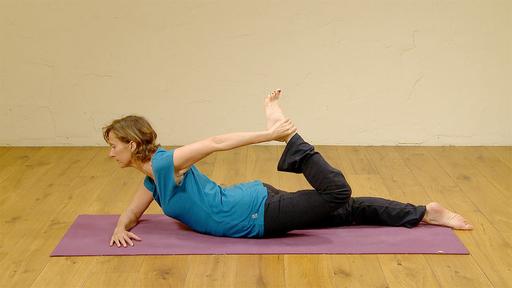 Video thumbnail for: Strengthening & softening pelvic floor muscles