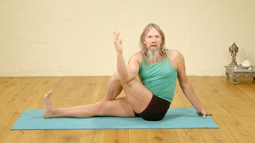 Video thumbnail for: A complete all-round yoga practice