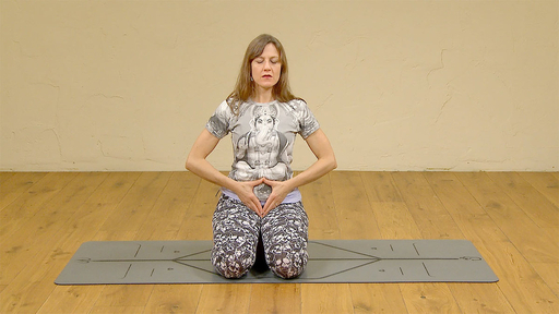 Video thumbnail for: Postnatal Yoga: a practice to deeply relax after giving birth