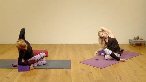 Video thumbnail for: Spring Yin yoga