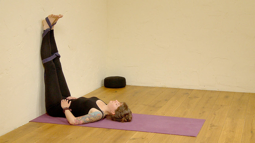 Video thumbnail for: Yoga for Women, Menstruation