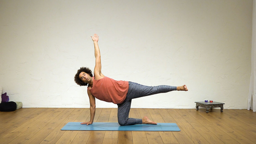 Video thumbnail for: The natural link: Five Elements asana sequence