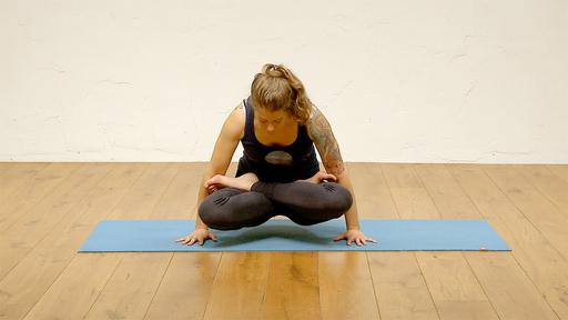 Video thumbnail for: Rise like a lotus - a Padmasana practice