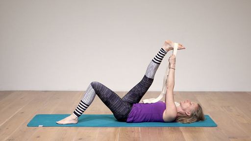 Video thumbnail for: Find freedom in your hips and legs