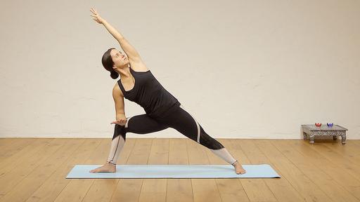 Video thumbnail for: Arm balance flow
