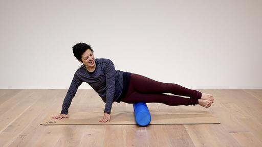 Video thumbnail for: Morning full body roller massage