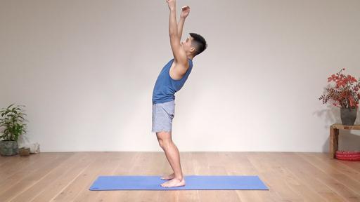 Video thumbnail for: Moving meditation - Spinal column