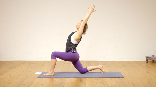 Video thumbnail for: Lunch time yoga