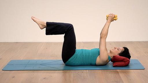 Video thumbnail for: Neck-free Pilates