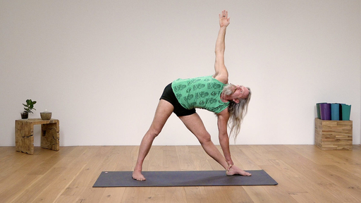 Video thumbnail for: Find your foundation - standing postures for centring