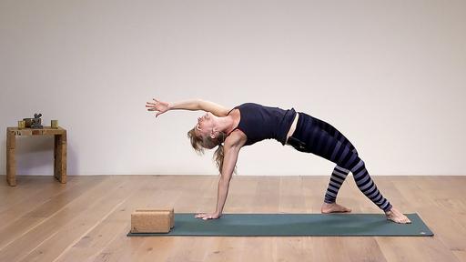 Video thumbnail for: Short uplifting yoga practice