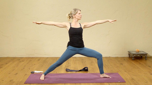 Video thumbnail for: Standing Practice, Develop strength, stability and grounding