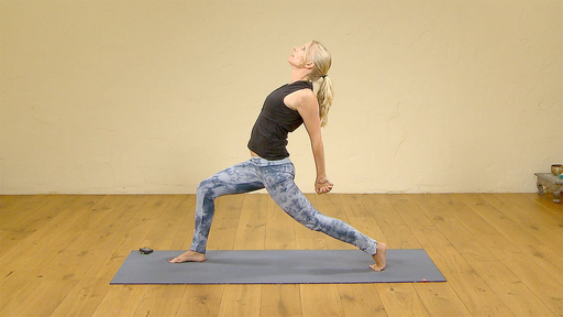 Video thumbnail for: Devotional yoga flow