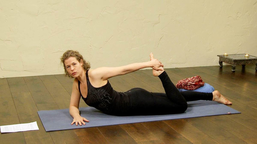 Video thumbnail for: Yoga for recovering and healing