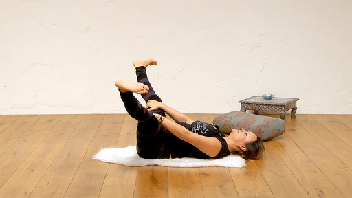 Video thumbnail for: Get into the flow - practice for the second chakra