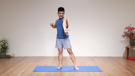 Video thumbnail for: Moving meditation - Upper body