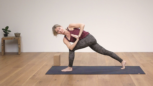 Video thumbnail for: From Hatha to Vinyasa - slow is the new strong