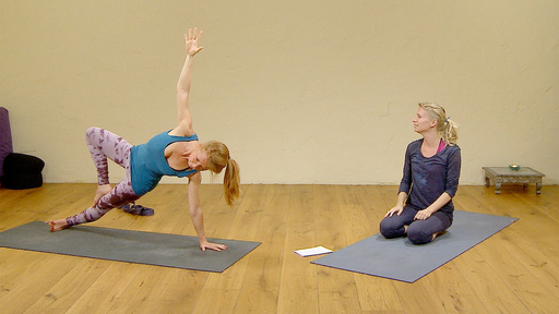 Video thumbnail for: Preparing the body for stillness