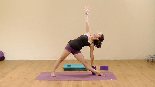 Video thumbnail for: Iyengar Yoga for Beginners 3