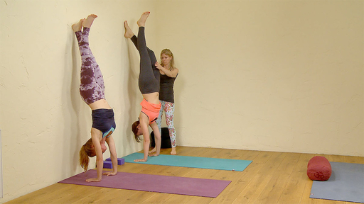 Video thumbnail for: Handstand 1: neutral spine