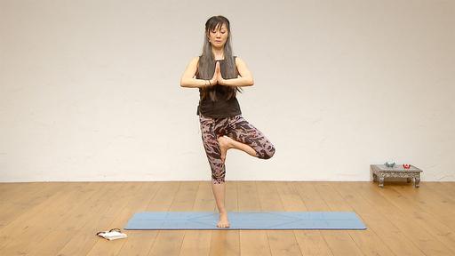 Video thumbnail for: Pada Bandha - wake your feet, wake your spine!