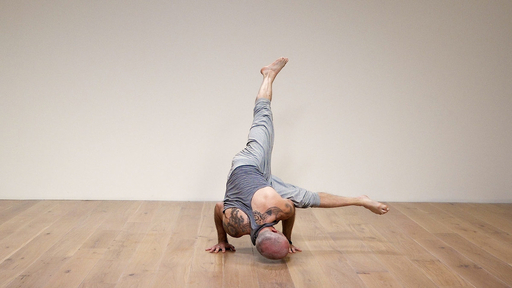 Video thumbnail for: Boost your strength with arm balances