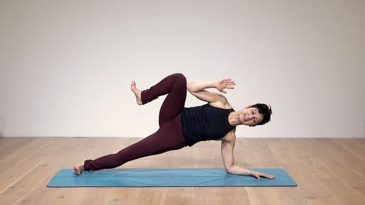 Video thumbnail for: Pilates and yoga morning mash-up