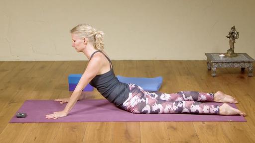 Video thumbnail for: 7 days of Yin: Upper body
